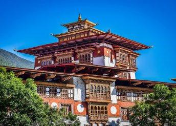 15 napos körutazás Kalkuttában, Bhutánban és a Himalája lábánál fekvő Darjeelingban