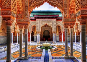 8 napos körutazás Marokkóban, szállás 4*-os szállodákban félpanzióval