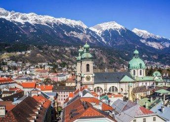 4 napos adventi kirándulás Tirolban buszos utazással, reggelivel