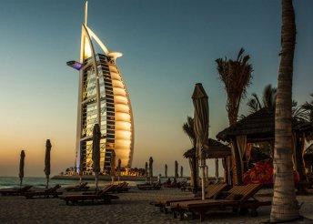 7 napos körutazás Dubajban és Abu Dhabiban, 4*-os szállással, reggelivel