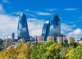 8 napos körutazás Azerbajdzsánban, 3-4*-os szálloskkal, félpanzióval, idegenvezetéssel