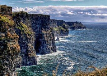 7 napos körutazás Írországban, 3*-os szállással, félpanzióval, magyar idegenvezetéssel
