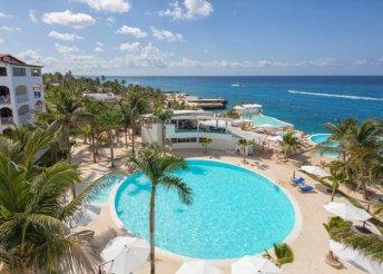 10 nap a dominikai Whala! Bayahibe*** hotelben all inclusive ellátással és repülőjeggyel