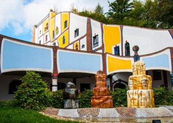 2 napos Hundertwasser kirándulás Grazban és Bécsben Zotter csokoládégyár-látogatással