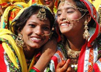 7 napos körutazás Indiában, repülőjeggyel, 4*-os szállással, félpanzióval, idegenvezetéssel