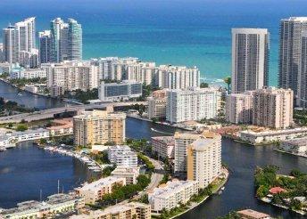 13 napos körutazás Floridában és a Bahamákon hajózással, repülőjeggyel