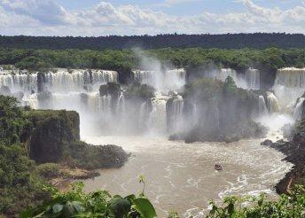 15 napos körutazás Dél-Amerikában Chile, Brazília, Argentína és Uruguay érintésével
