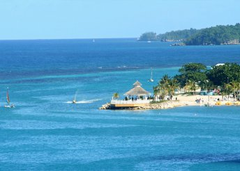 10 napos karibi kirándulás Jamaicán, repülőjeggyel, félpanzióval, belépőkkel, idegenvezetéssel