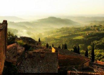 5 nap Toszkánában, buszos utazással, reggelivel és 3*-os szállással Montecatini Termében