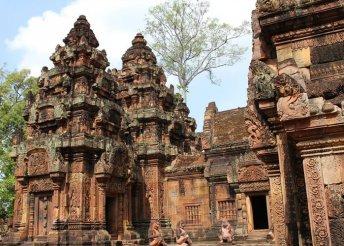 15 napos körutazás Thaiföldön, Angkorban, repülőjeggyel, reggelivel, 5 ebéddel