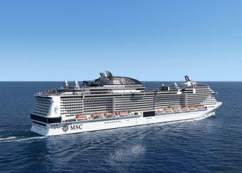 Karibi hajókirándulás az MSC Meraviglia fedélzetén, teljes ellátással, magyar nyelvű idegenvezetéssel