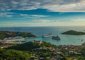 Karibi hajókirándulás Miamiból a Bahamákon át Puerto Ricóig az MSC Seaside fedélzetén
