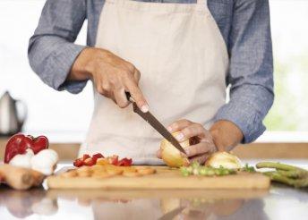Húsz perces fogások főzőtanfolyam saját otthonodban az Al-Ba Cook Főző és Cukrász Iskolától