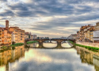 3 nap 2 személy részére Firenzében, reggelivel, az Airone Hotelben***