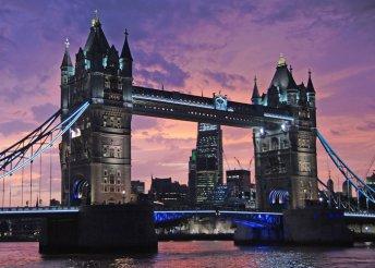 3 napos városnézés 2 személyre Londonban, szállás reggelivel a Britannia Inn*** Hotelben