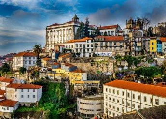4 nap 2 főre Portóban, reggelivel, szállás a Holiday Inn Express Porto Exponor*** Hotelben