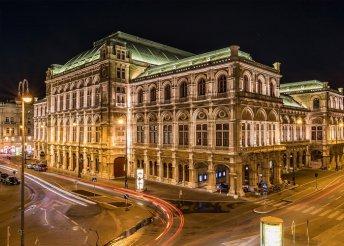 3 nap 2 személy részére Bécsben, a Klimt*** Hotelben, reggelivel