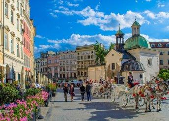 3 nap 2 személy részére reggelivel a krakkói Hotel Sympozjum & SPA**** vendégeként