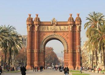 4 nap 2 személy részére reggelivel a barcelona-közeli a Porta de Gallecs Hotelben***