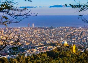 4 nap 2 személy részére Barcelonában, reggelivel, a Tres Torres Atiram*** Hotelben