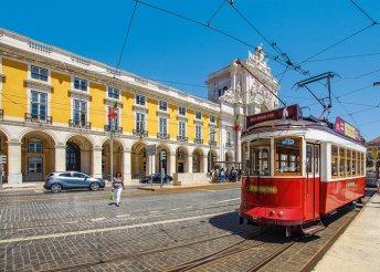 4 nap 2 személy részére Lisszabonban, reggelivel, az Excelsior Hotelben***