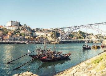 4 nap 2 főre Portóban, szállás reggelivel a Malaposta Hotelben***