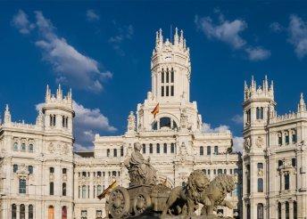 3 nap 2 személy részére a spanyol királyi fővárosban, Madridban, reggelivel, az Erase un Hotelben***
