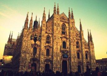 3 nap 2 személy részére Észak-Olaszország izgalmas városában, Milánóban, szállás reggelivel a Berlino*** Hotelben