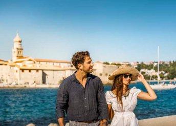 5 napos nyaralás az Adriai-tengernél, Kraljevicán, Selcén vagy Opatiján, félpanzióval, busszal