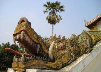15 napos kaland Vietnámban, Kambodzsában és Laoszban, félpanzióval és belépőkkel