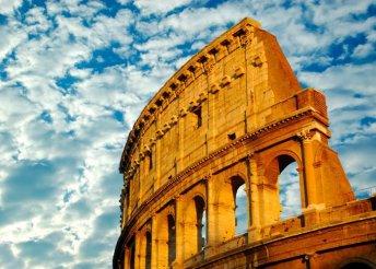 4 napos városnézés a történelmi Rómában, 3*-os szállással, reggelivel és repülőjeggyel
