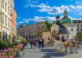 3 napos kirándulás Lengyelországban, Krakkóban, Zakopanéban és a Wieliczka sóbányában
