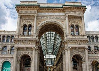 3 napos városnézés 2 személy részére Milánóban, szállás reggelivel a Minerva Hotelben***
