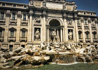 4 napos március 15-i kirándulás Rómába, buszos utazással, 1+2 éjszaka szállással, reggelivel