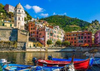 6 napos olaszországi kirándulás Toszkánában, Elba-szigetén, Firenzében