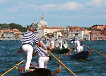 3 napos kirándulás a Velencei Regattára jesolói strandolással, reggelivel, buszos utazással