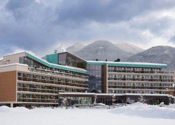 Síelés a Bohinji-tónál, 2 főre félpanzióval és síbérlettel a Bohinj Eco Hotelben (Superior szoba)