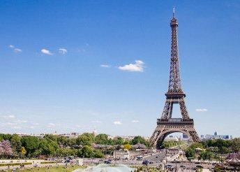 3 nap 1 főre Párizsban repülővel