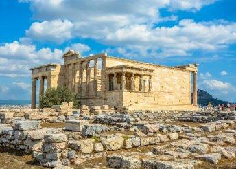 4 nap Athénban a húsvéti vagy a május 1-jei hosszú hétvégén, reggelivel, repülőjeggyel