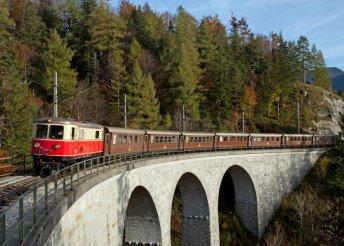 2 napos kirándulás Ausztriában Húsvétkor vagy május 1-jén, reggelivel és busszal