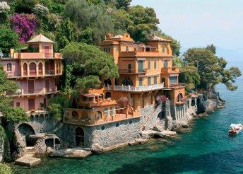 6 napos nyaralás a Ligúr-tengerparton buszos utazással, 3*-os szállással és reggelivel