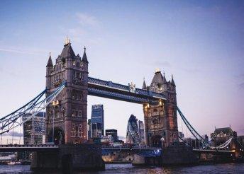 4 nap Londonban, repülőjeggyel, reggelivel és 3*-os szállással, fakultatív programokkal