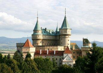 3 nap 2 főre Közép-Szlovákia fürdővárosában, Bajmócon, félpanzióval a Damona Regia*** Hotelben