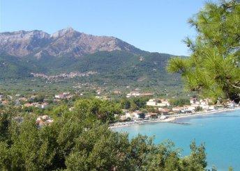 12-15 napos nyaralás 2 főre Görögországban, Thassoson, busszal, a Nama apartmanházban