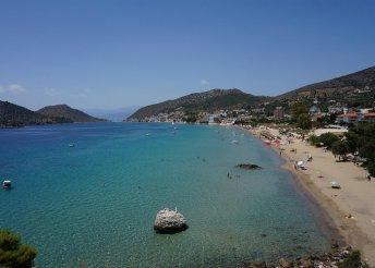 13-14 napos nyaralás 2 főre a Peloponnészoszi-félszigeten, busszal, a Polydor apartmanházban