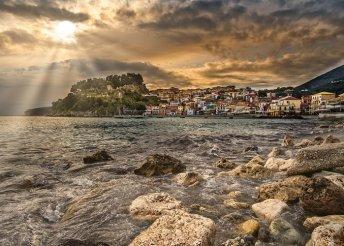 10-14 napos nyaralás 2 főre Görögországban, Pargában, busszal, a Zacharias Stúdiókban
