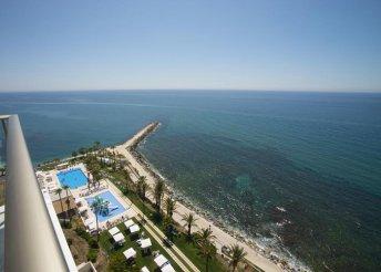 8 nap 2 főre Costa del Solon, repülőjeggyel, illetékkel, félpanzióval, az Estival Torrequebrada**** Hotelben