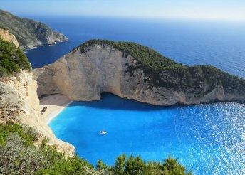 8 nap 2 főre Görögországban, Korfun, az Amalia Hotelben***, félpanzióval, repülőjeggyel, illetékkel