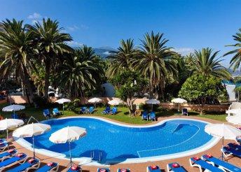 8 nap 2 főre Tenerifén a Sol Puerto de la Cruz Tenerife*** Hotelben félpanzióval, repülőjeggyel, illetékkel