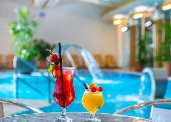 Nőnapi hétvége Harkányban – 3 nap 2 főre a Dráva Hotel Thermal Resortban félpanzióval